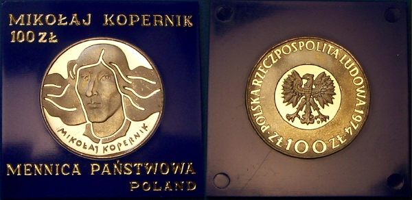 Polish silver coins from www.lainson.eu