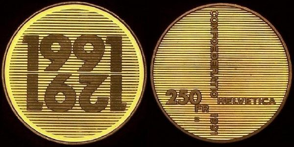 Swiss 250 Franc gold coins from www.lainson.eu